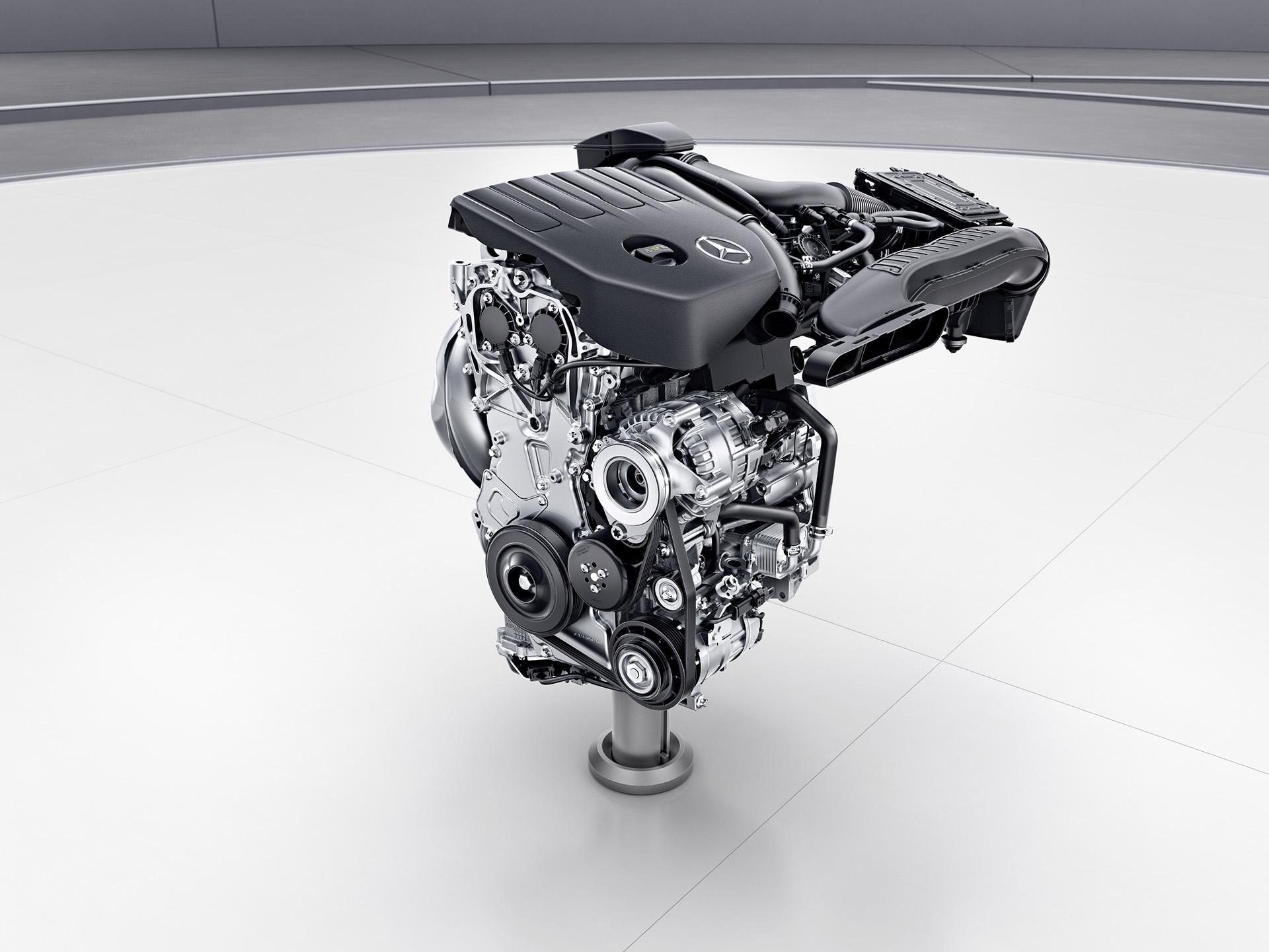Mercedes-Benz Classe A — novo motor 1.33