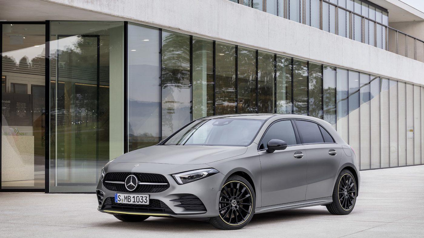 Mercedes-Benz Classe A Edition 1