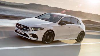 Novo Mercedes-Benz Classe A (geração W177)