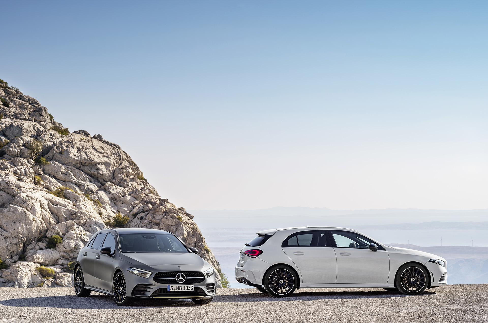 Mercedes-Benz Classe A e Classe A Edition 1