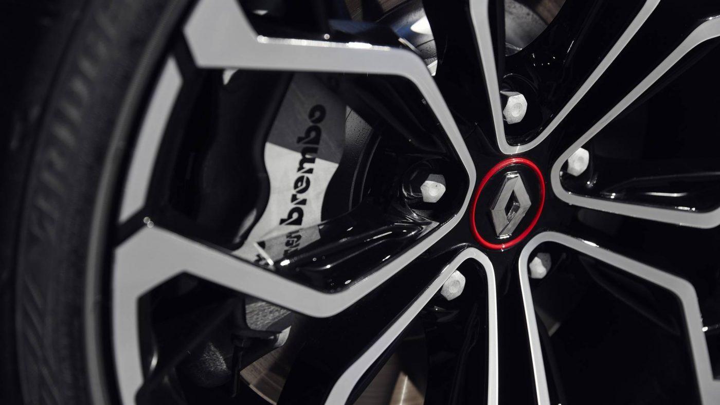 Renault Mégane RS — detalhe