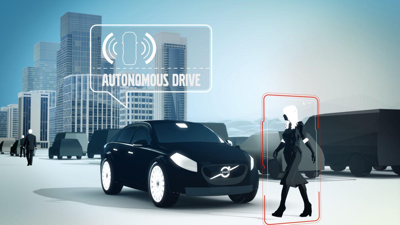Condução autónoma, Volvo