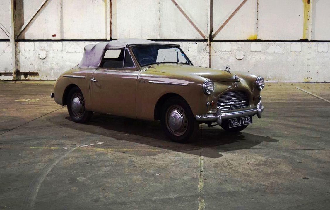 Austin A40 Sports 1952