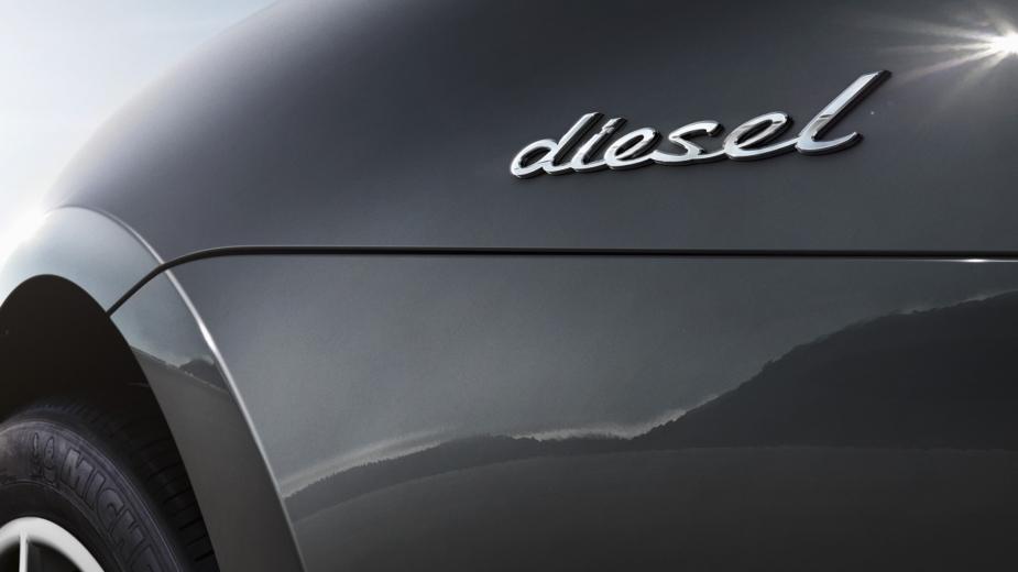 Porsche Macan Diesel