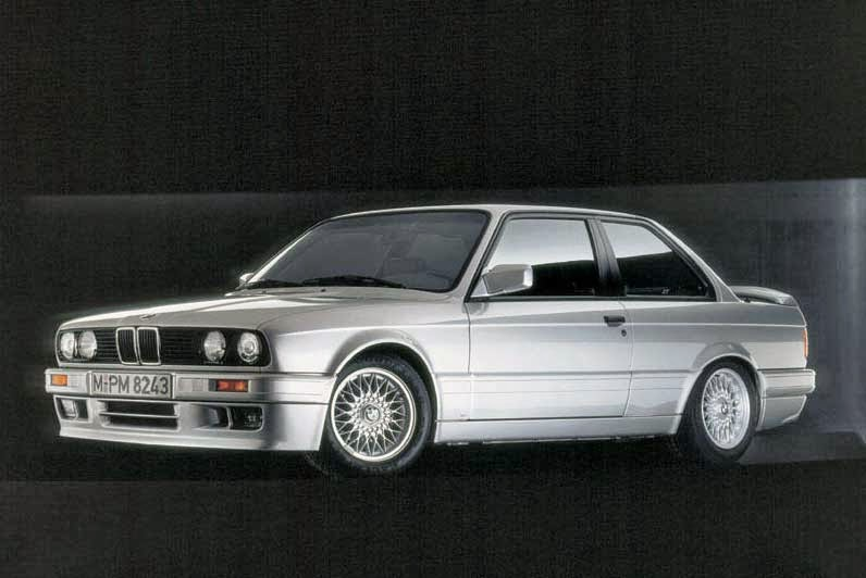 BMW 320 is