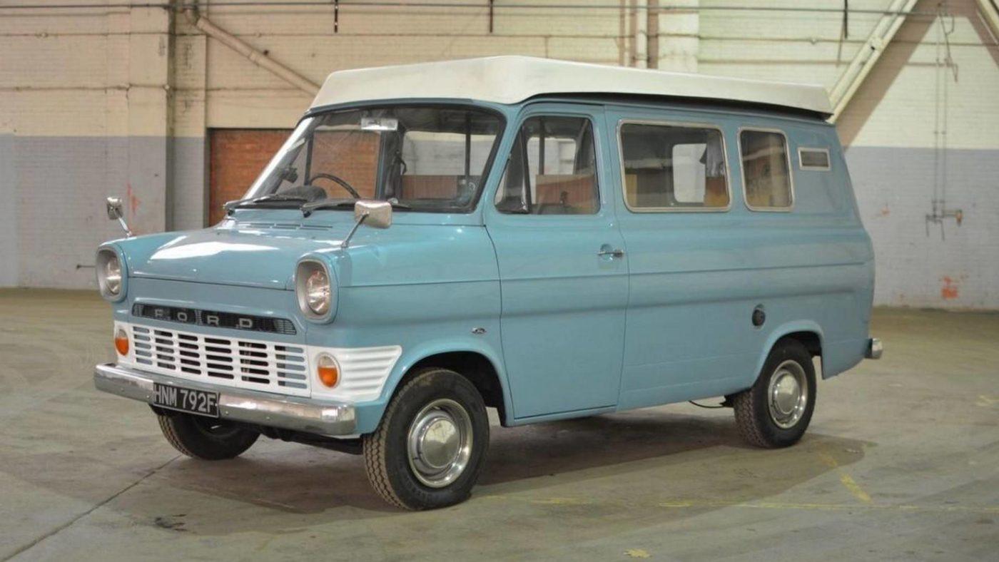 Ford Transit MK1 Campervan 1968