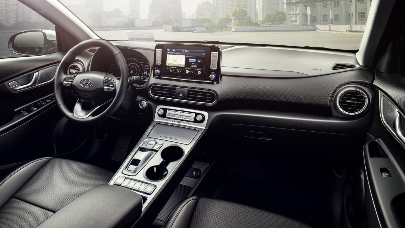 Hyundai Kauai Electric 2018