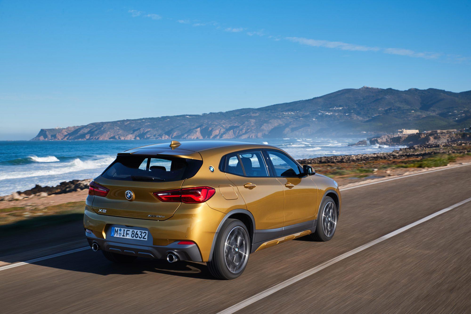 BMW X2 Lisboa 2018