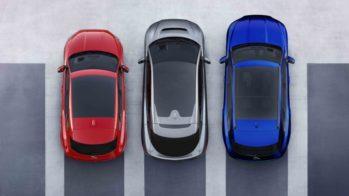 Jaguar I-PACE, E-PACE e F-PACE
