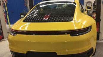 Porsche 911, geração 992