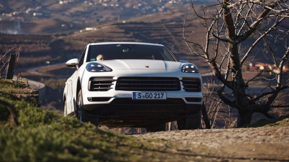 Porsche Cayenne 2018 Portugal Douro