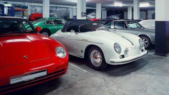 Porsche Classic — Impressão 3D
