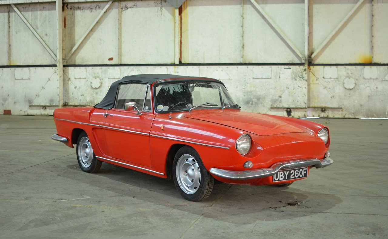 Renault Caravelle 1968