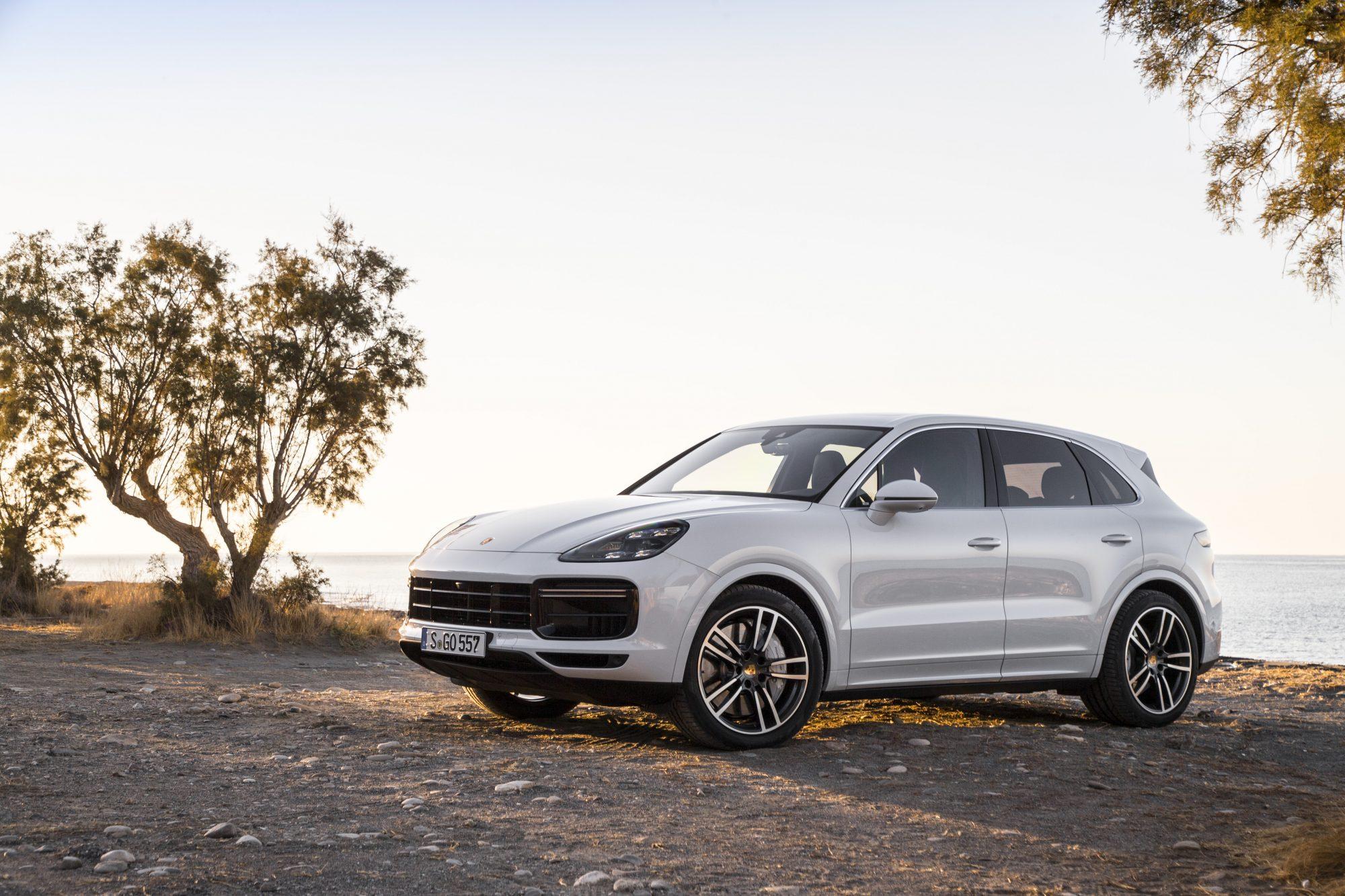 Porsche Cayenne E3 2018