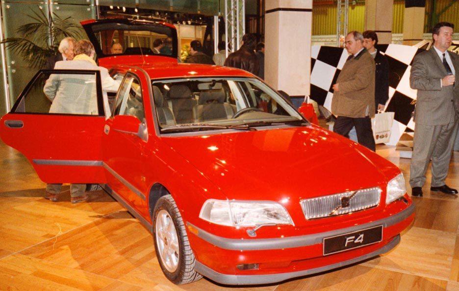 Volvo F4