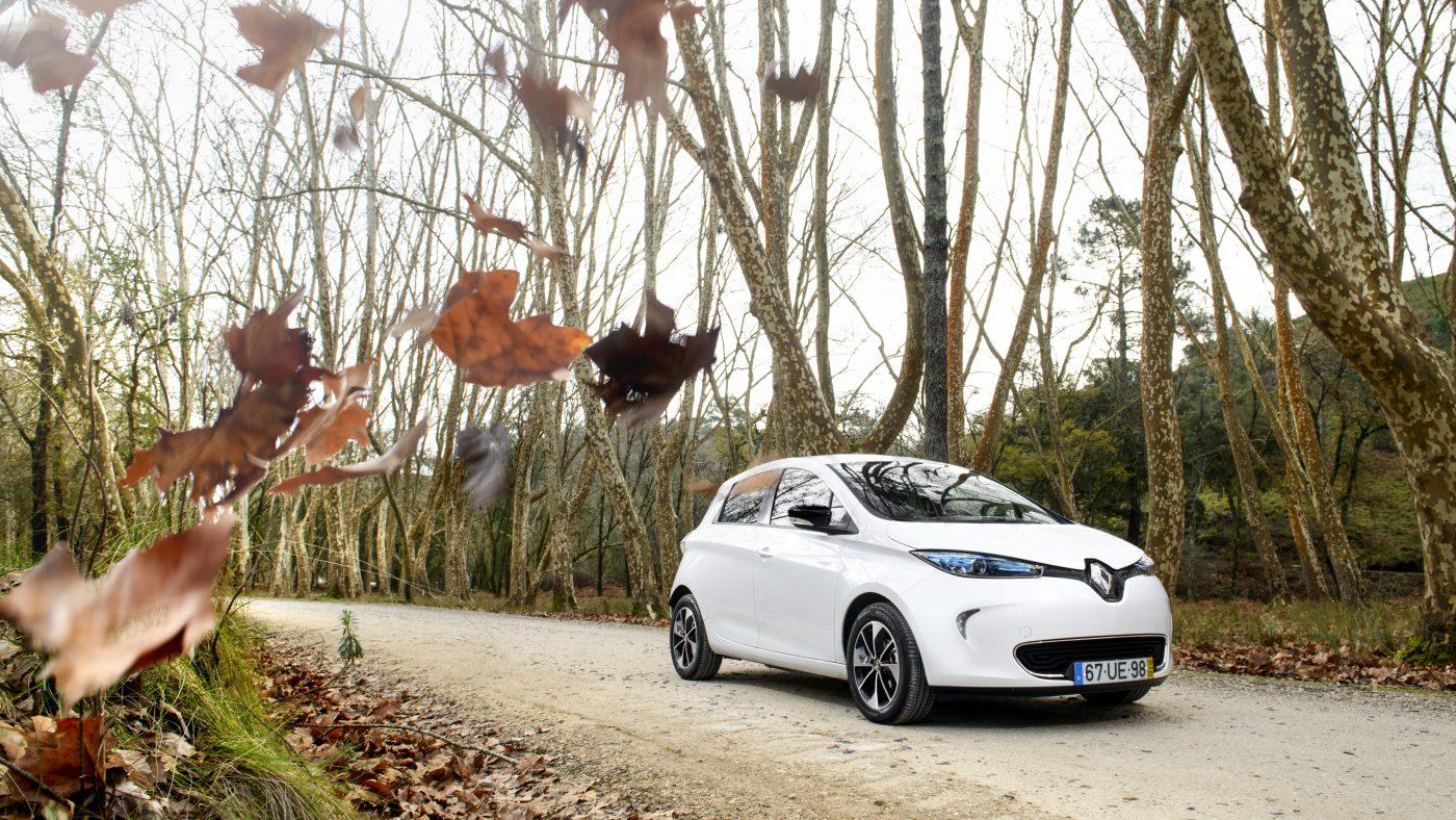 Renault ZOE CR