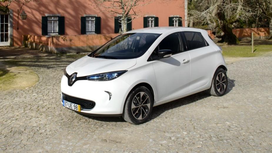 Renault ZOE ZE 40 CR