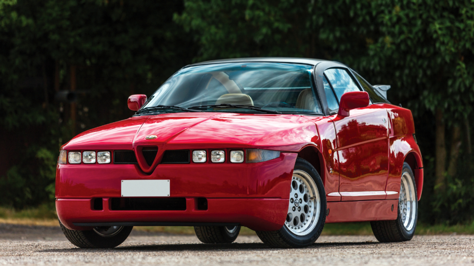 Alfa Romeo SZ, Reloaded by Creators