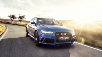 Audi RS 6 Avant performance Nogaro Edition 2018