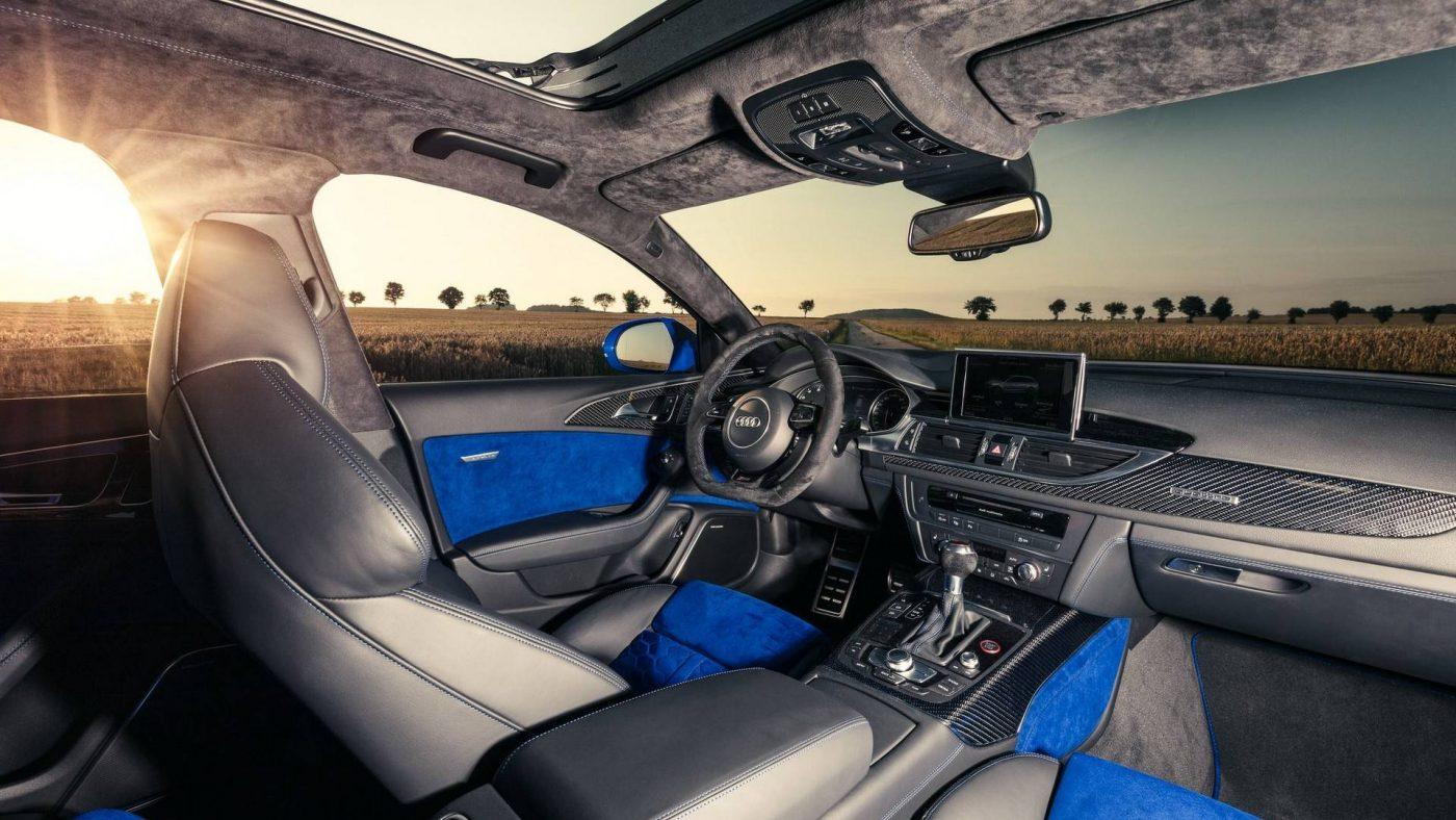 Audi RS6 Avant Nogaro Edition 2018