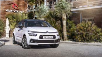 Citroën C4 Space Tourer Rip Curl