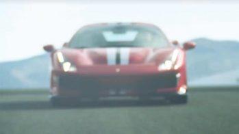 Ferrari 488 GTB Speciale 2018