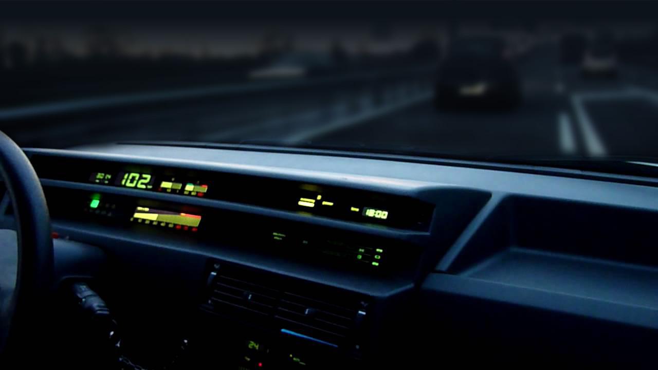 Panel de instrumentos do Fiat Tempra