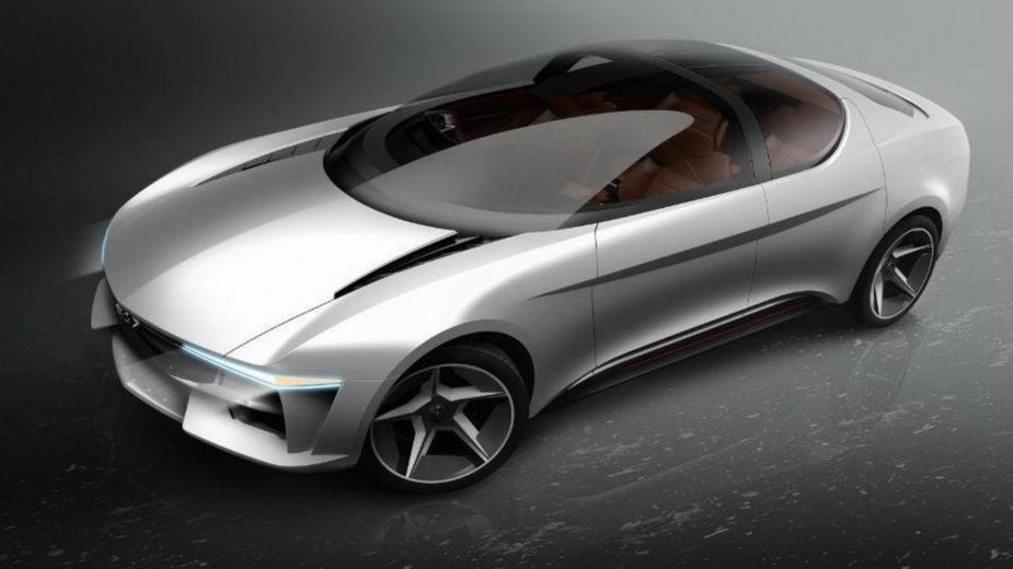 Giugiaro Sybilla Concept Genebra 2018