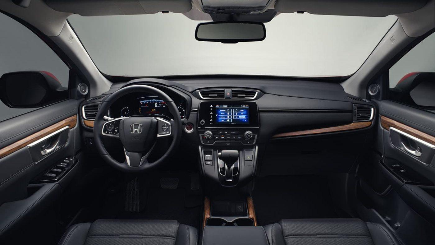 Honda CR-V 2018, interior