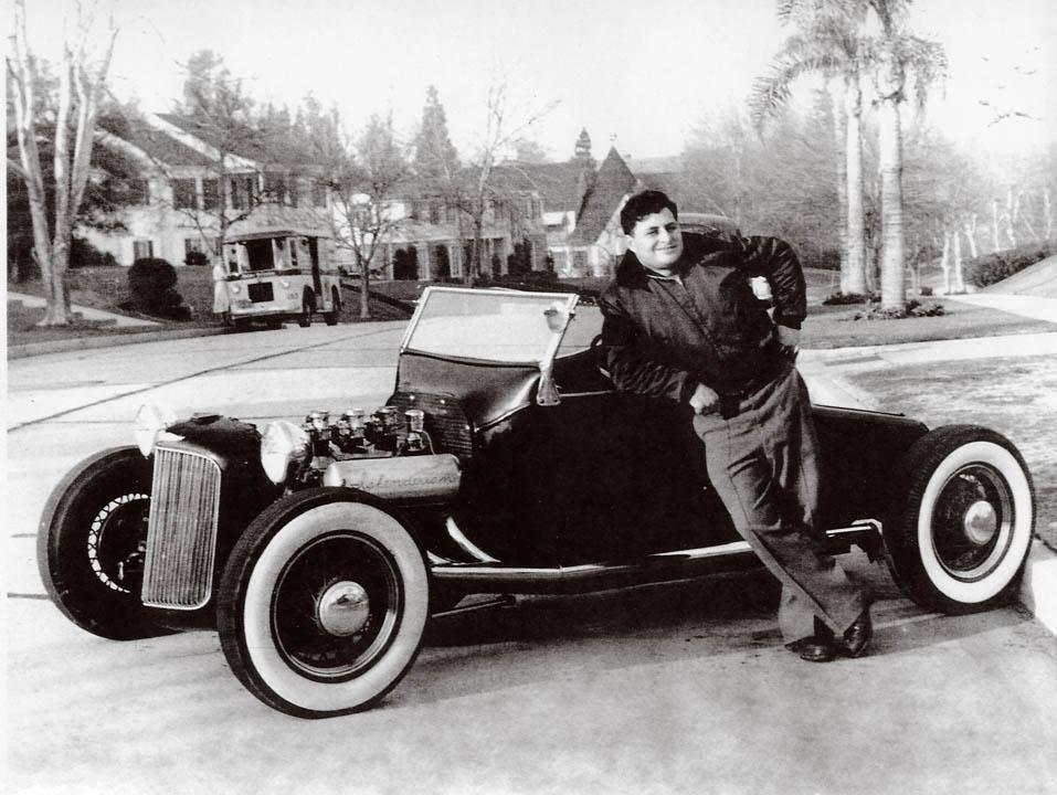 hot rod história drag racing