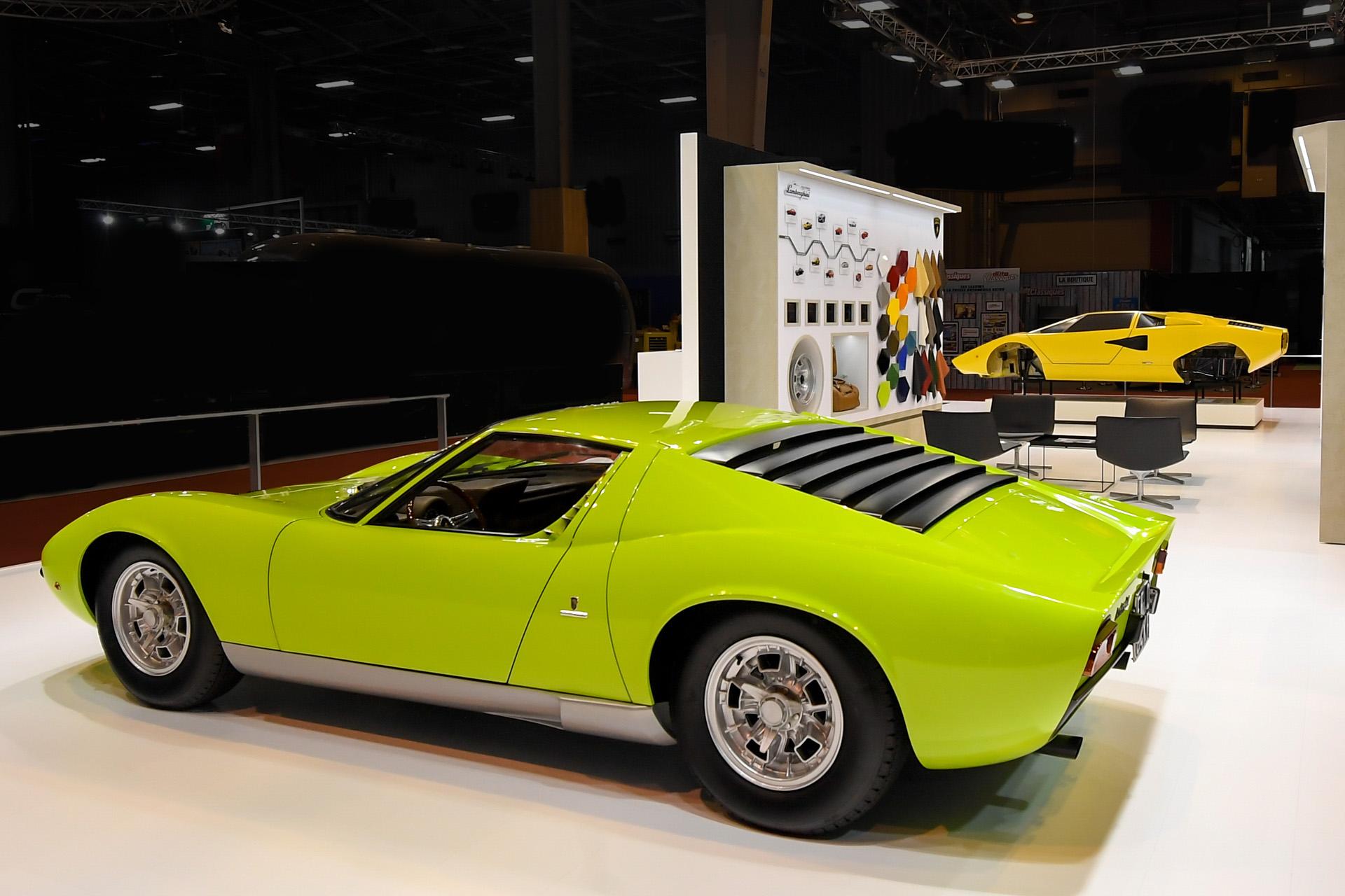 Lamborghini Miura Restaurado 2018