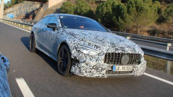 Mercedes-AMG GT Coupe teaser