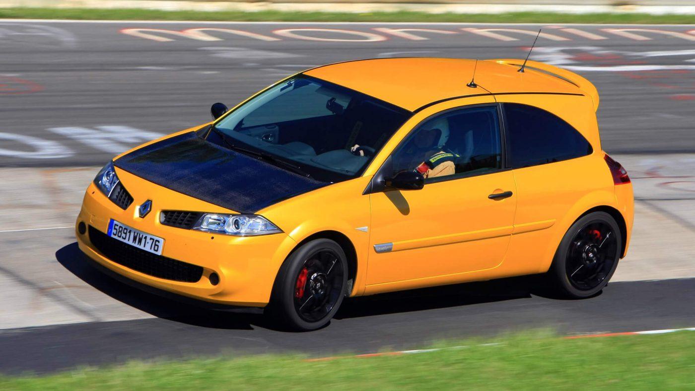 Renault Megane RS R26.R