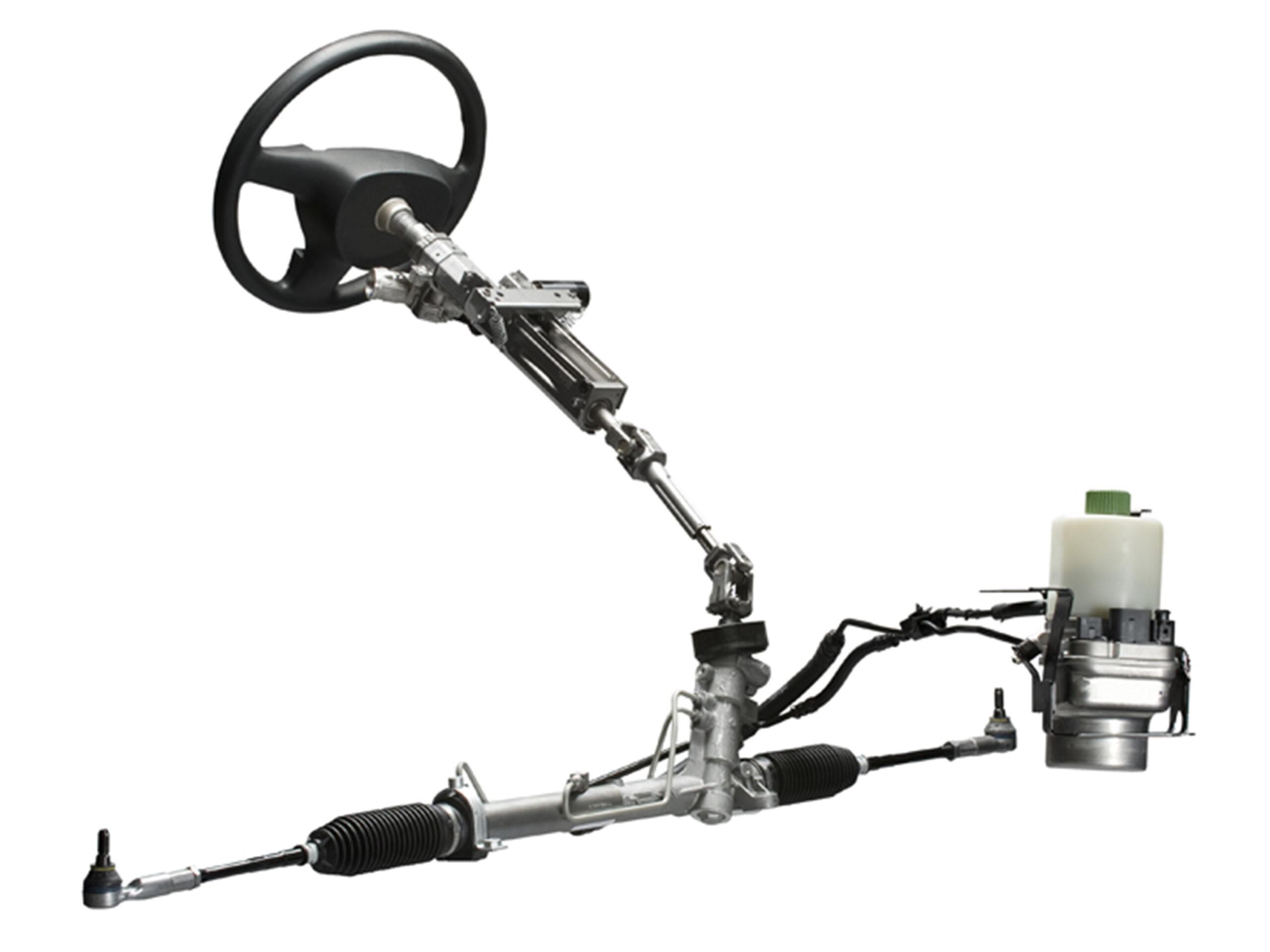 sistema de direção electro-hidraulico