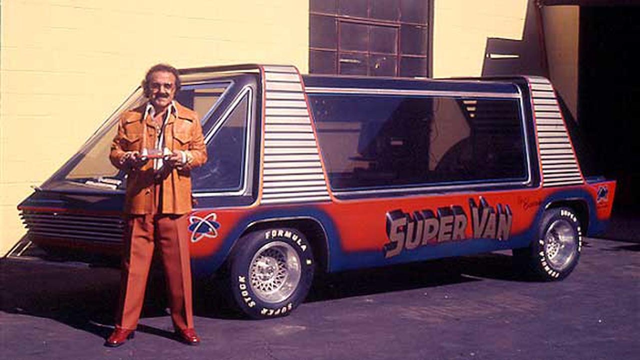 Supervan Vandora