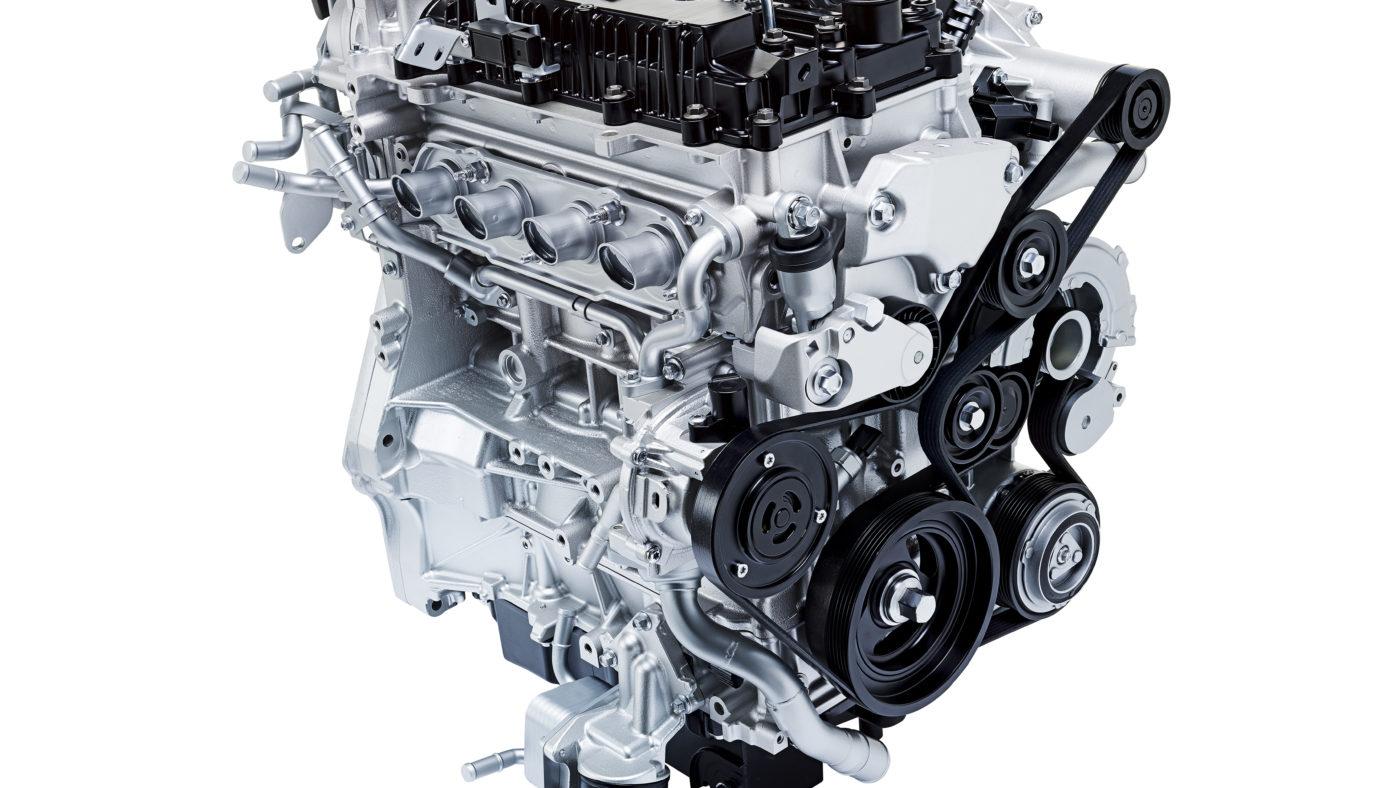 SKYACTIV-X, motor