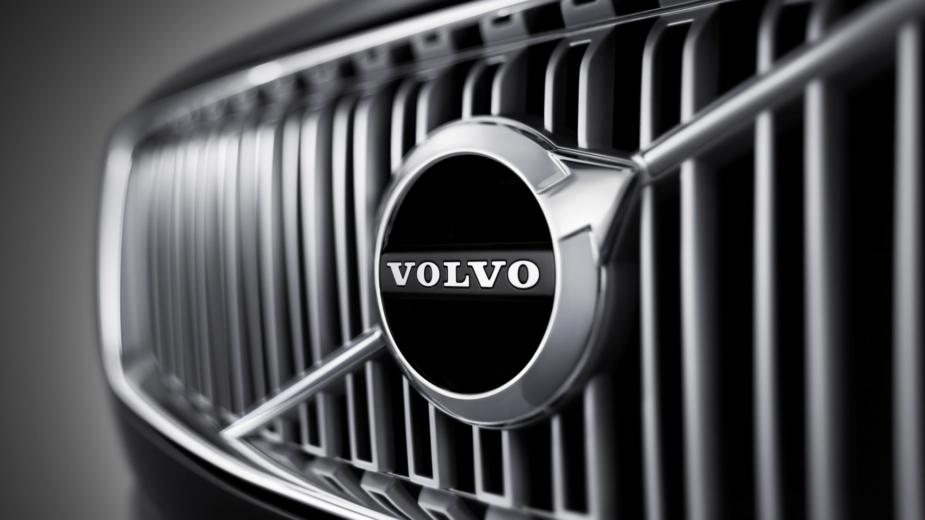 Volvo emblema 2018