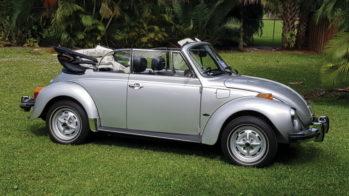 Volkswagen Beetle Cabriolet de 1979