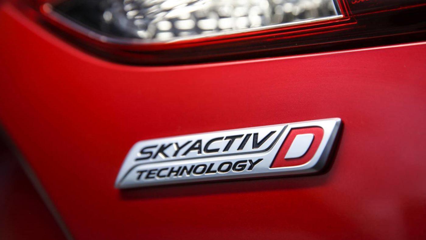 Mazda SKYACTIV D
