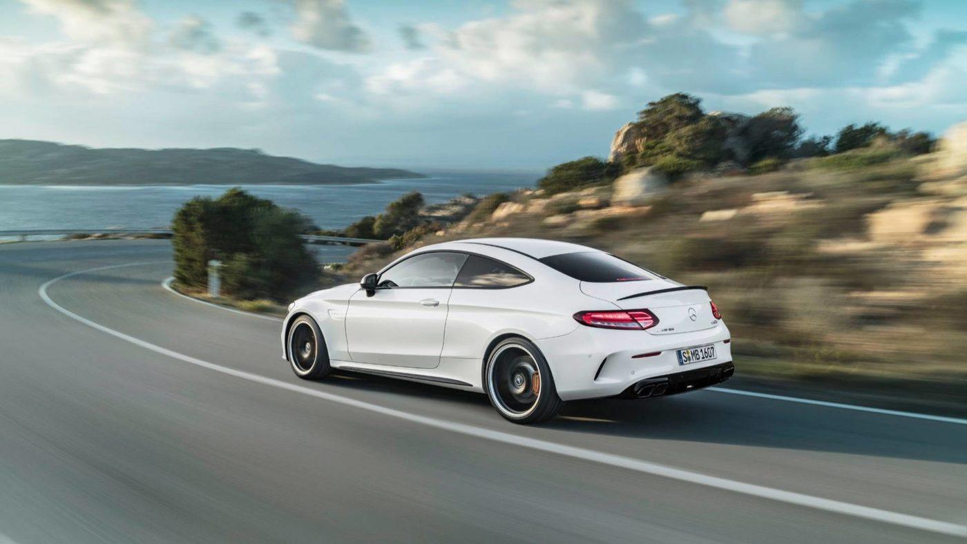 Mercedes-AMG C63S 2019