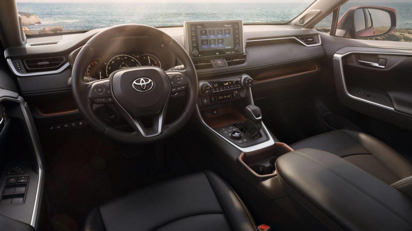 Toyota RAV4 EUA 2019