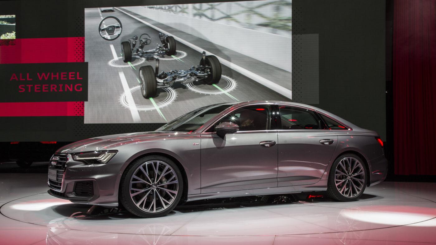 Audi A6 Genebra 2018