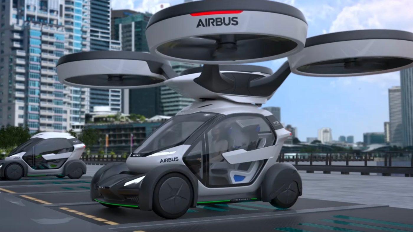 Airbus Pop-Up 2018
