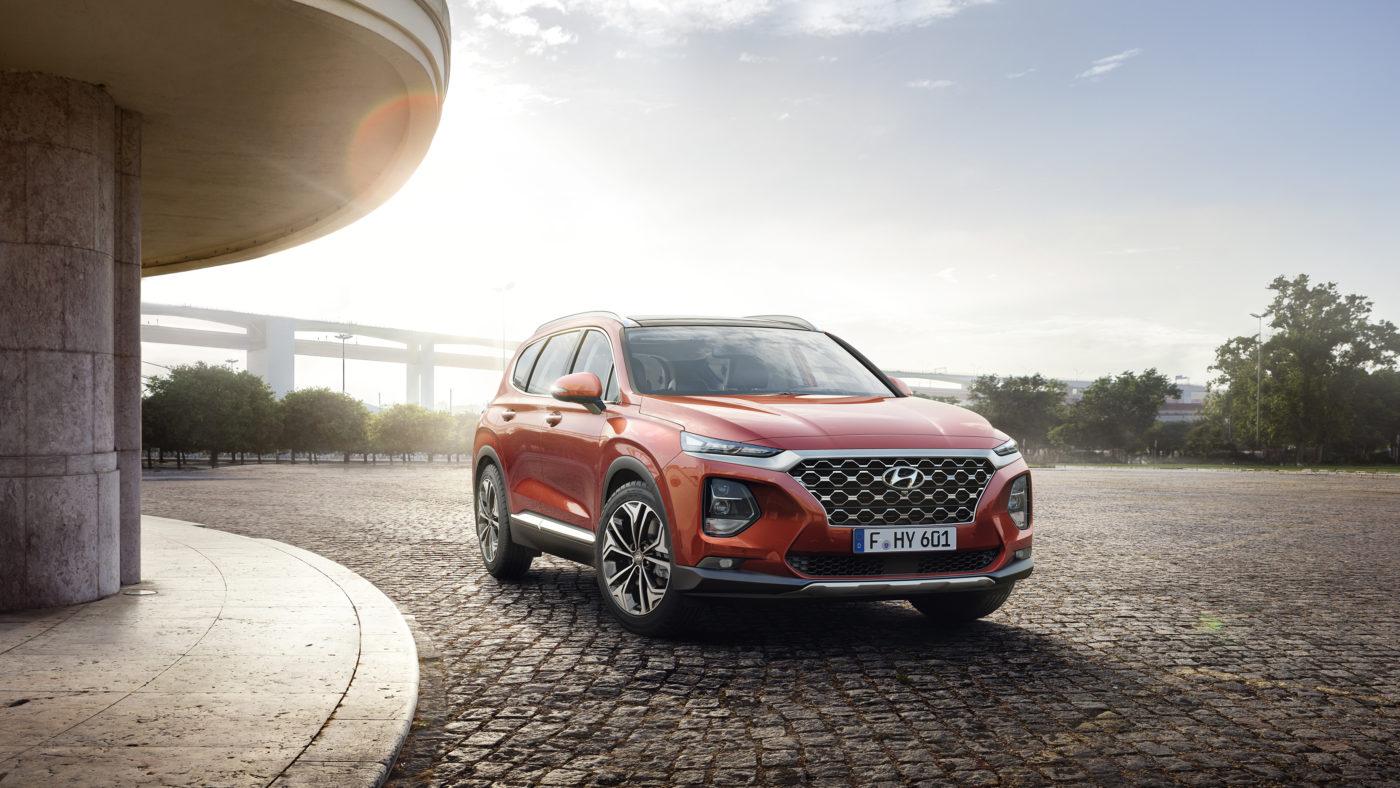 Hyundai Santa Fé 2018