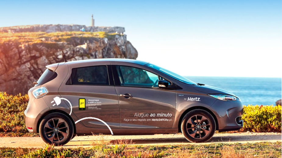 Hertz 24 7 City Carsharing 2018