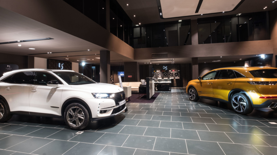 DS Store com DS 7 Crossback