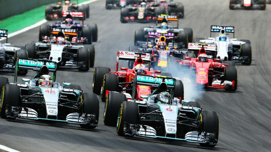 Mundial de Fórmula 1 2017