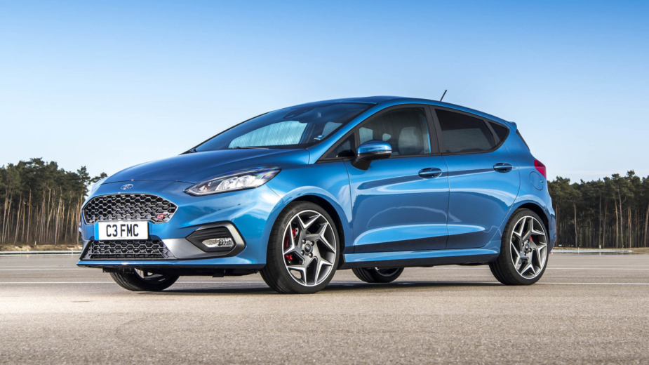 Ford Fiesta ST 5p 2018
