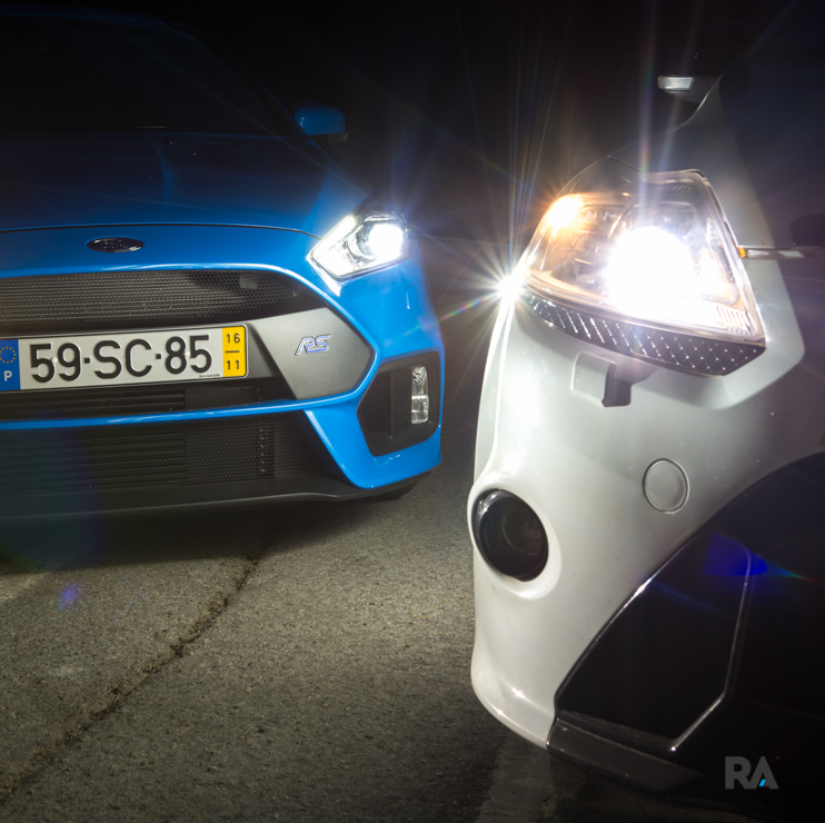 Ford Focus RS Portugal