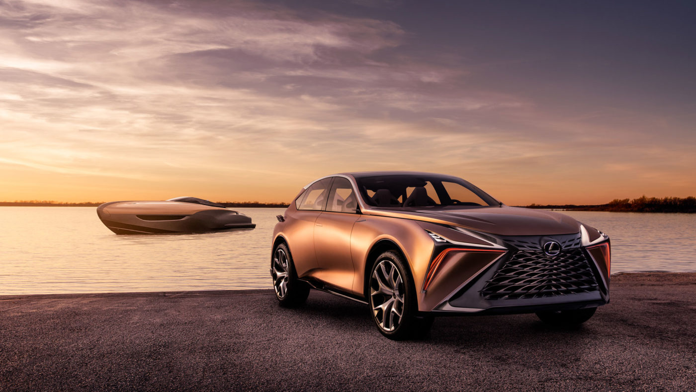 Lexus Sport Yatch 2018